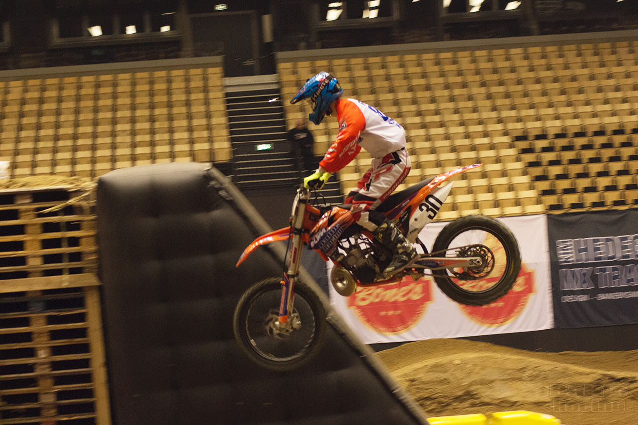 Rennbericht Yamaha SX Cup in Herning (DK)