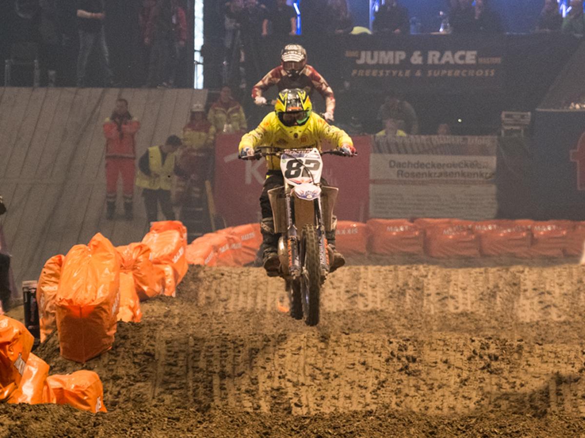 Jump and Race in Kiel